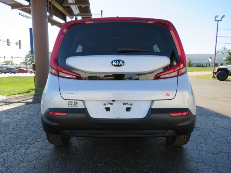 Kia Soul 2020 price $21,995