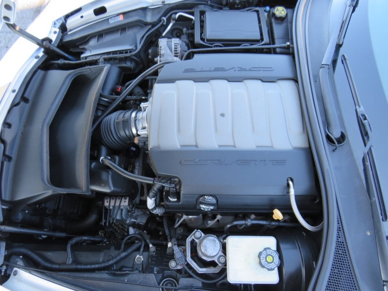 Chevrolet Corvette 2017 price $54,995