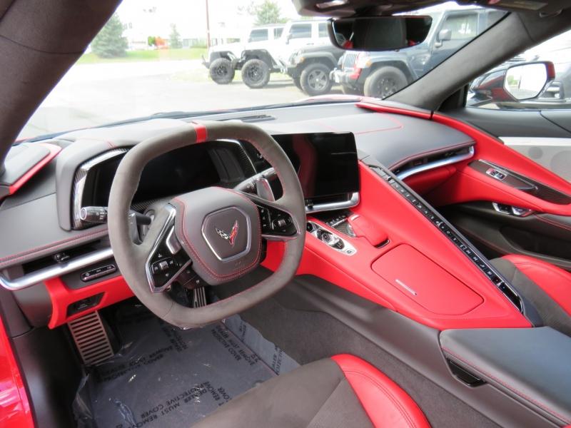 Chevrolet Corvette 2021 price $112,995