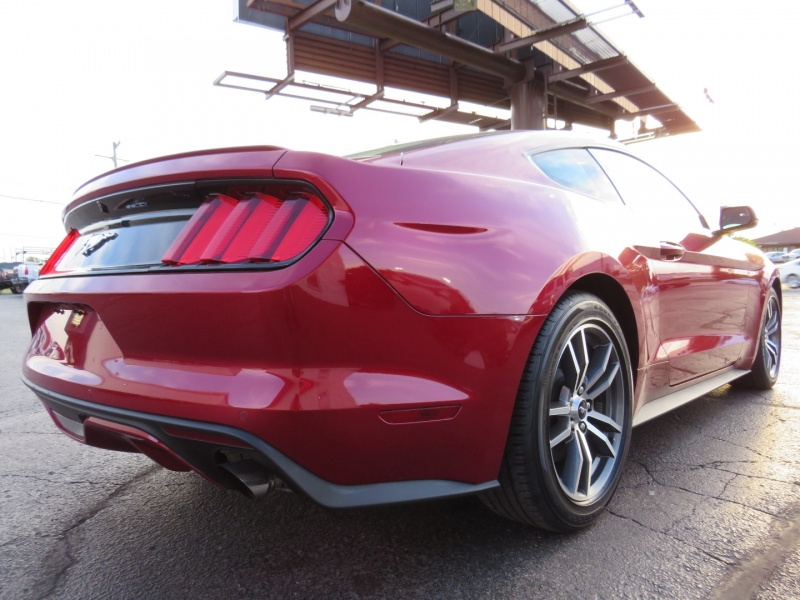 Ford Mustang 2015 price $27,995
