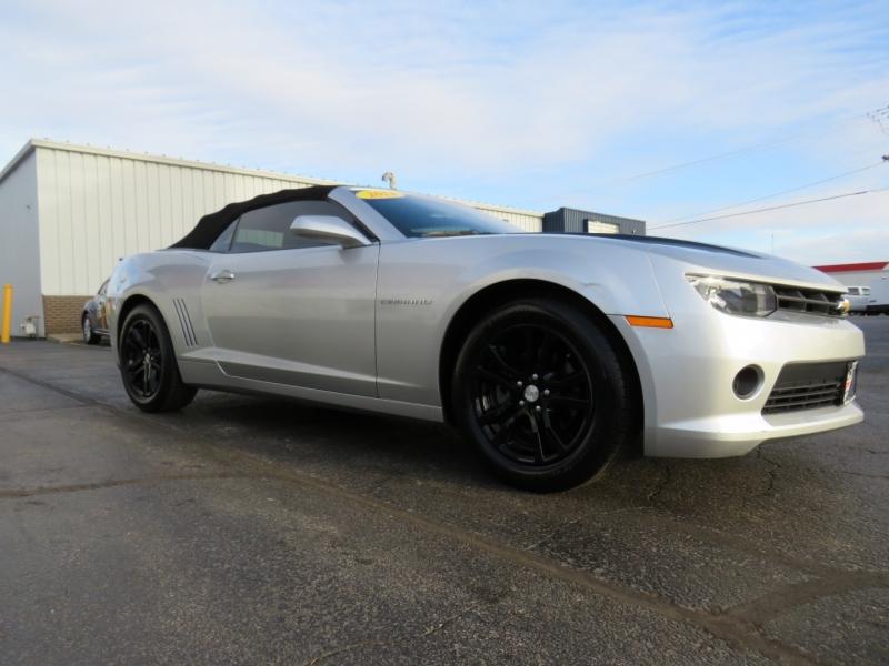 Chevrolet Camaro 2014 price $21,995