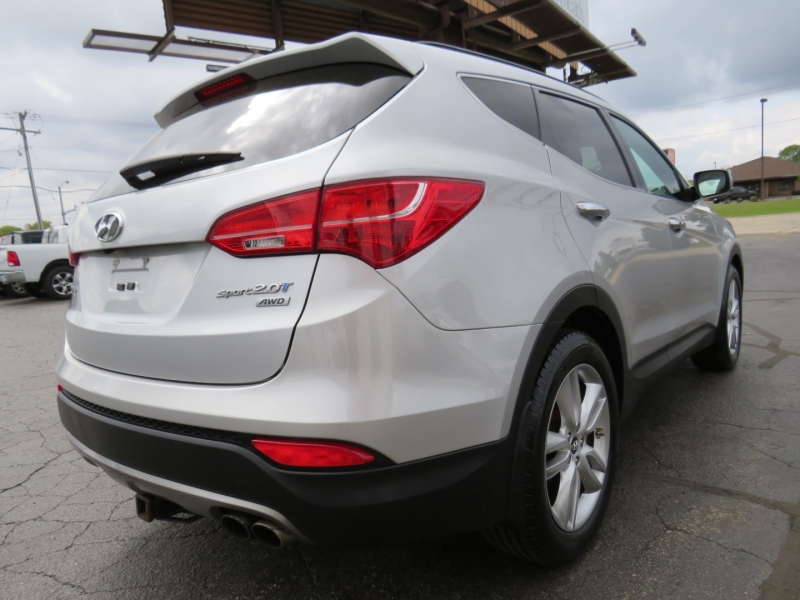 Hyundai Santa Fe 2013 price $14,995