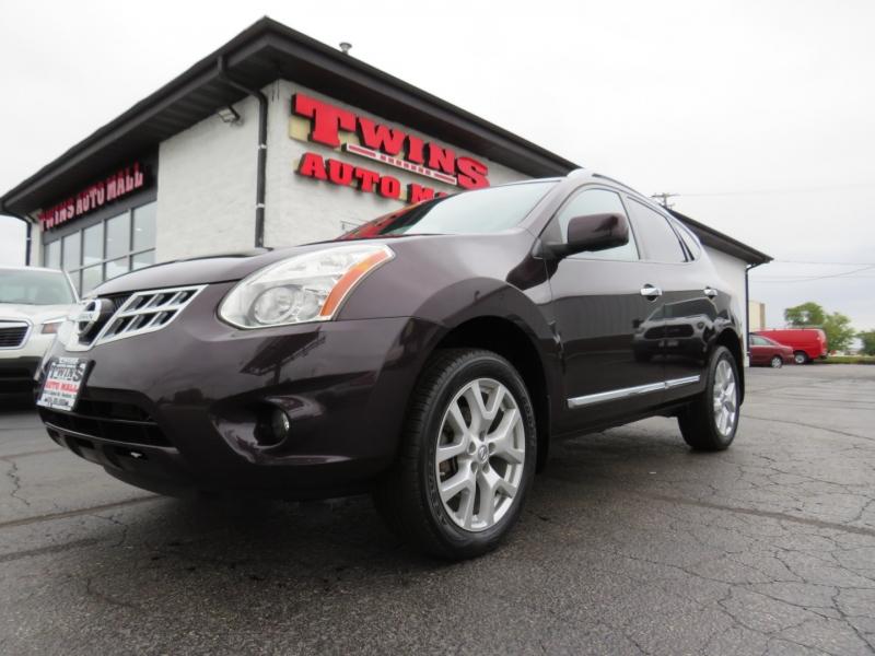 Nissan Rogue 2012 price $12,995