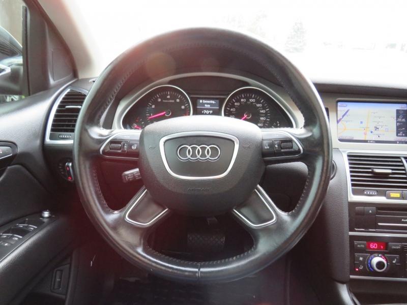 Audi Q7 2015 price $23,995