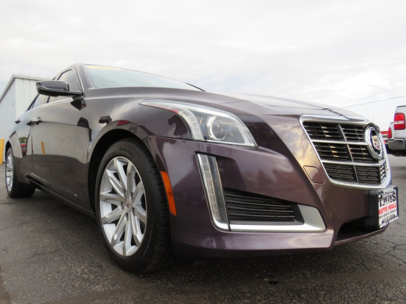 Cadillac CTS Sedan 2014 price $19,995