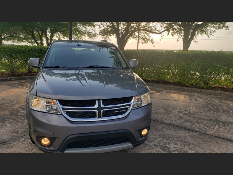 Dodge Journey 2012 price $8,495
