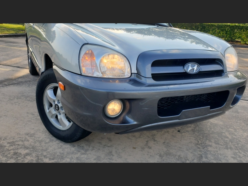 Hyundai Santa Fe 2005 price $5,495
