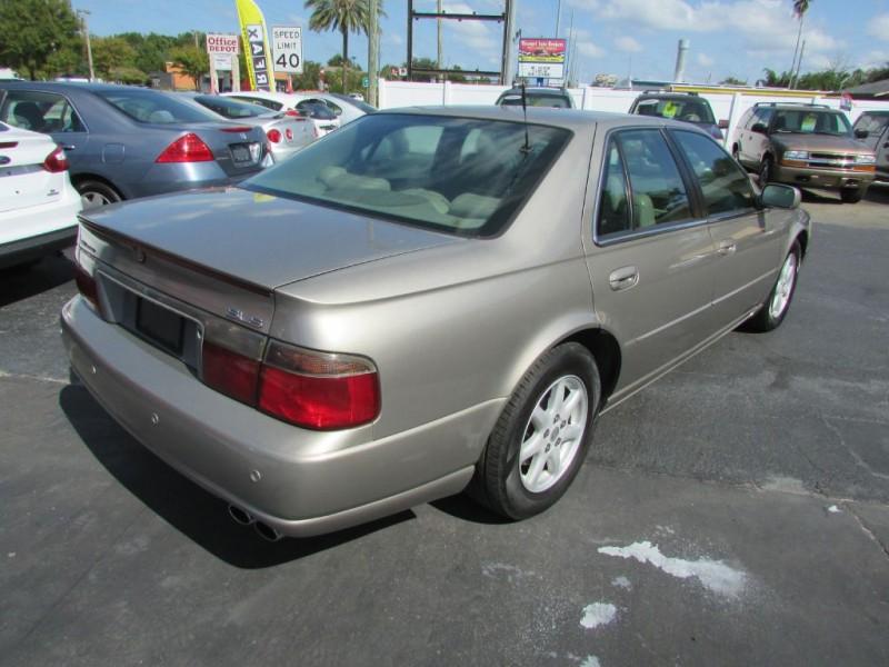 CADILLAC SEVILLE 2002 price $2,995