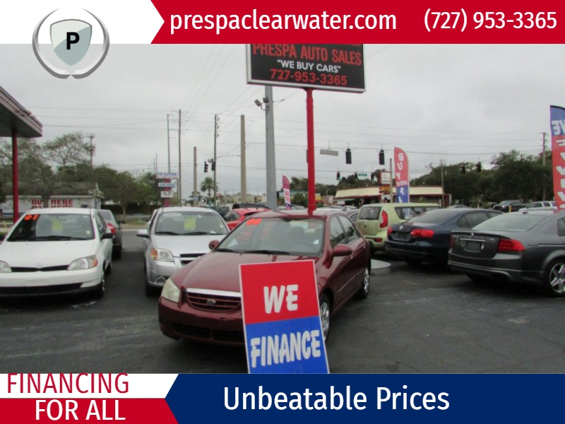 KIA SPECTRA 2006 price Call for Pricing.