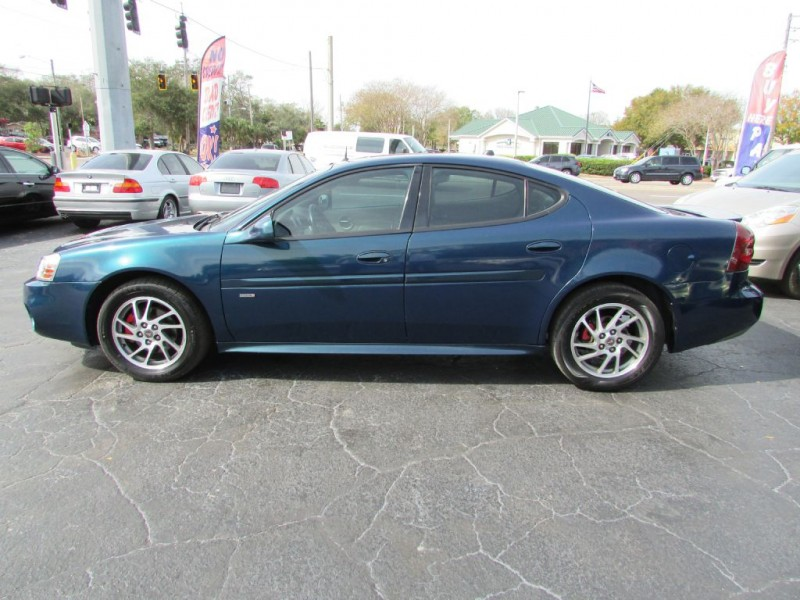 PONTIAC GRAND PRIX 2005 price $2,795
