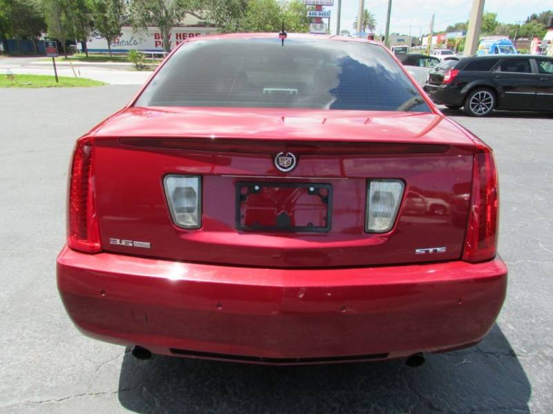 CADILLAC STS 2008 price $6,495