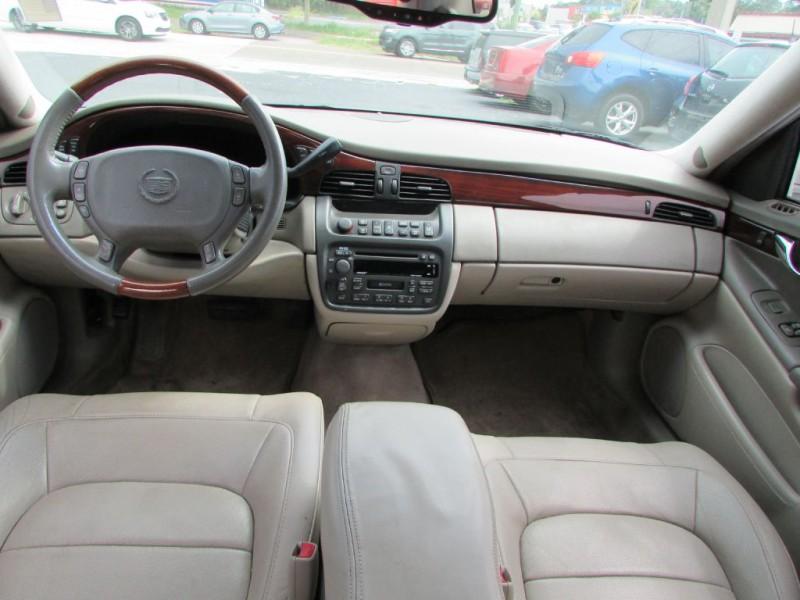 CADILLAC DEVILLE 2004 price $4,995