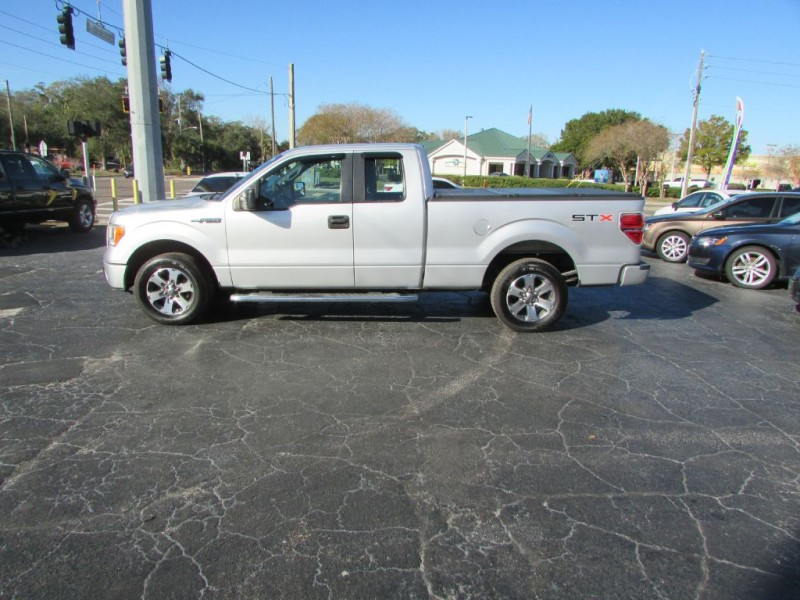 FORD F150 STX 2013 price $12,795