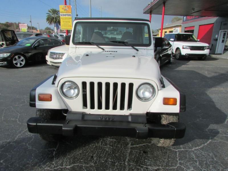 JEEP WRANGLER / TJ 1999 price $8,995