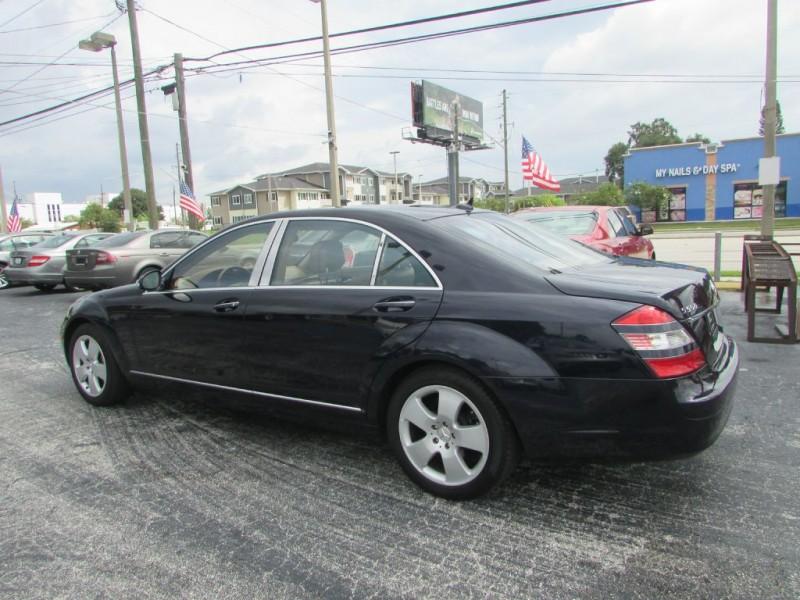 MERCEDES-BENZ S-CLASS 2007 price $10,995