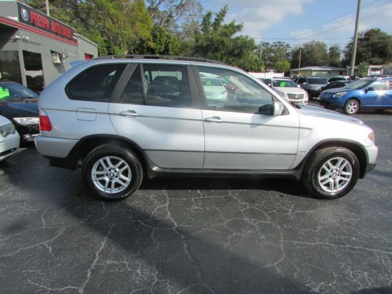 BMW X5 2004 price $5,995