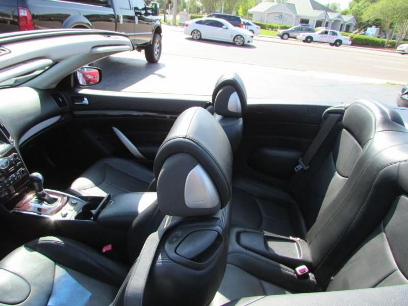 INFINITI G37 2010 price $11,995