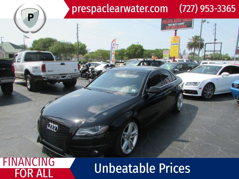 AUDI A4 2011 price Call for Pricing.
