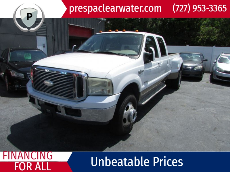 FORD F350 2006 price $15,995
