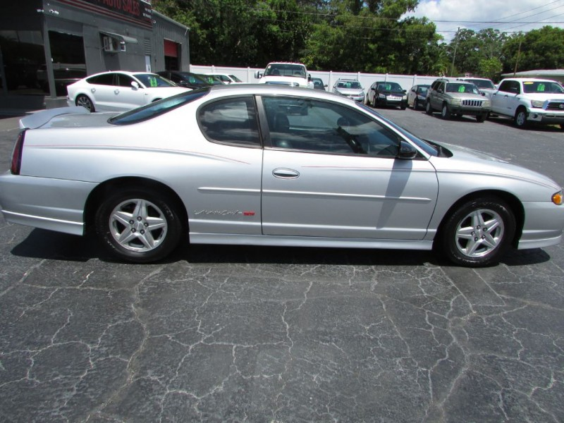 CHEVROLET MONTE CARLO 2003 price $4,995