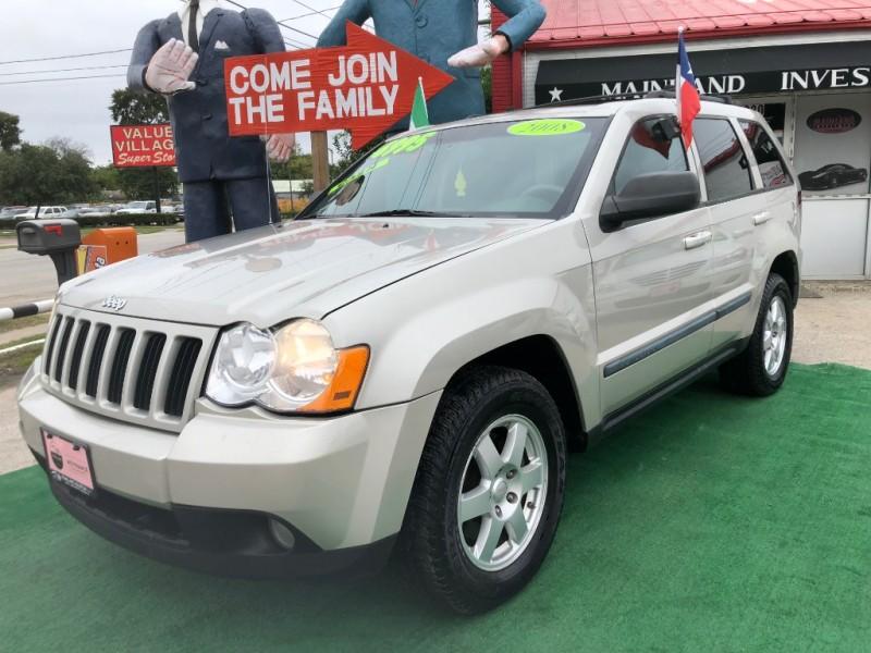 Jeep Grand Cherokee 2008 price $4,500