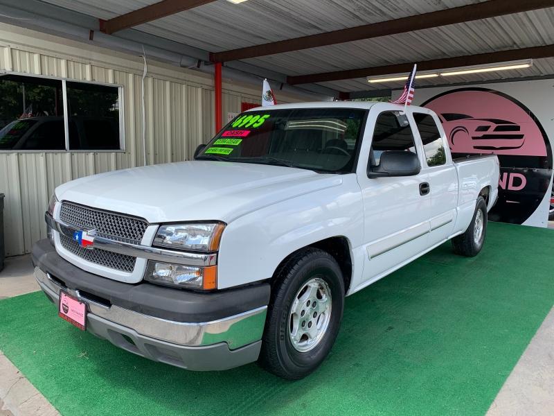 Chevrolet Silverado 1500 2004 price $6,995