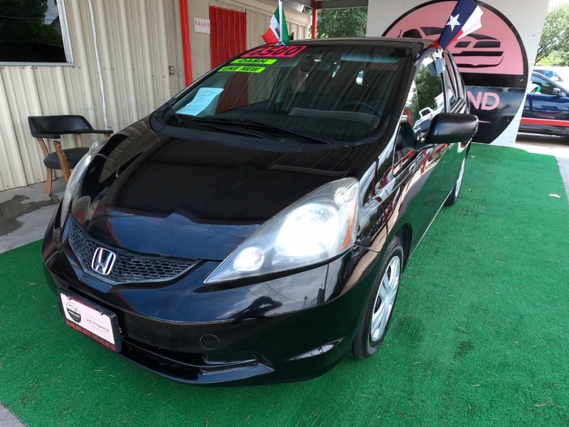 Honda Fit 2009 price $5,995