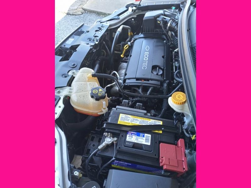Chevrolet Sonic 2012 price $7,995