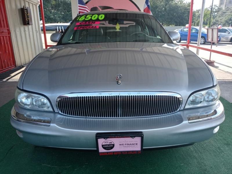 Buick Park Avenue 2003 price $5,495