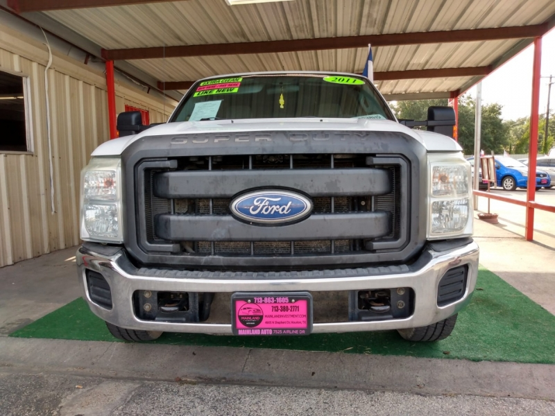 Ford Super Duty F-250 SRW 2011 price $10,995