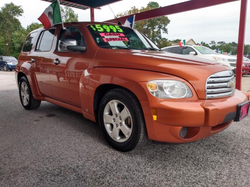 Chevrolet HHR 2007 price $3,500