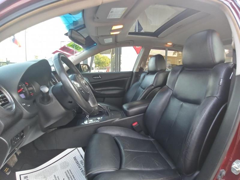 Nissan Maxima 2013 price $7,500