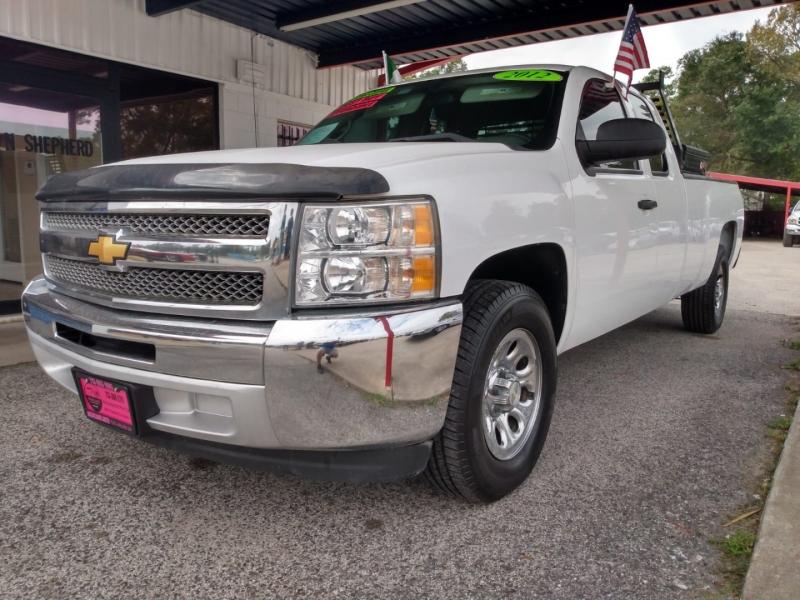 Chevrolet Silverado 1500 2012 price $12,995