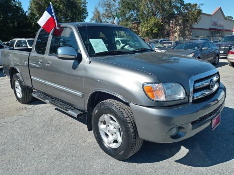 Toyota Tundra 2003 price $7,995