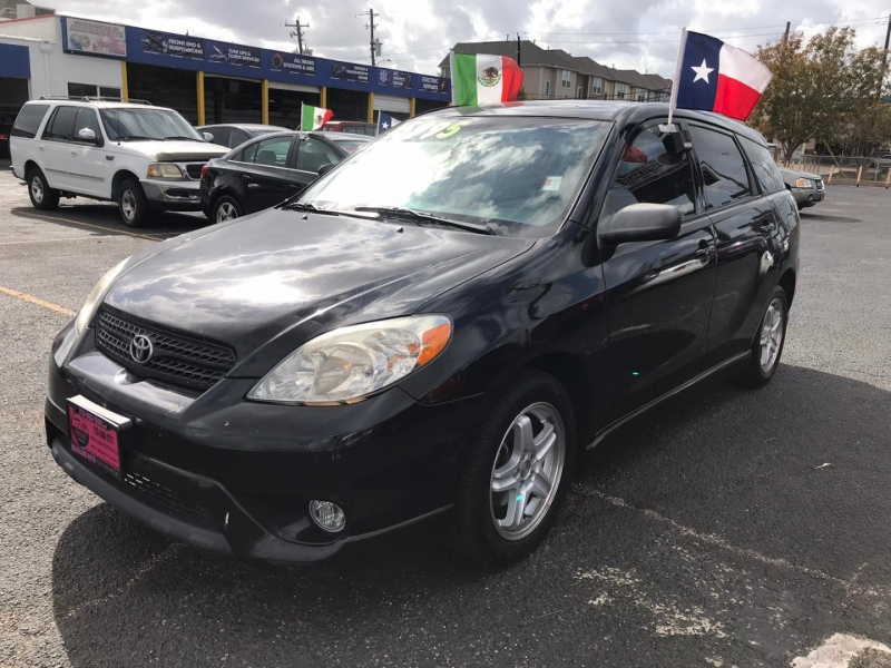 Toyota Matrix 2006 price $4,995