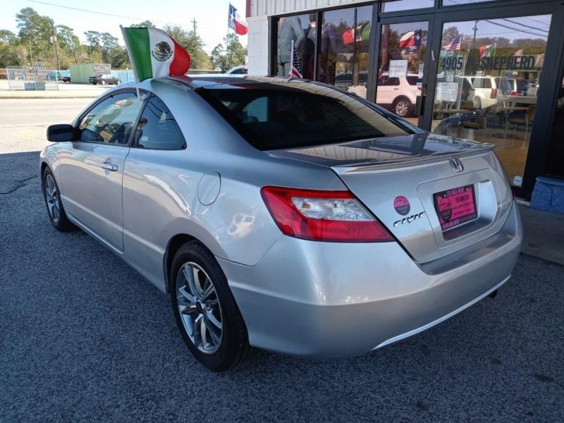 Honda Civic Cpe 2008 price $4,995