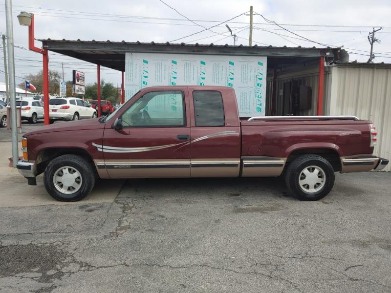 Chevrolet C/K 1500 1998 price $2,995