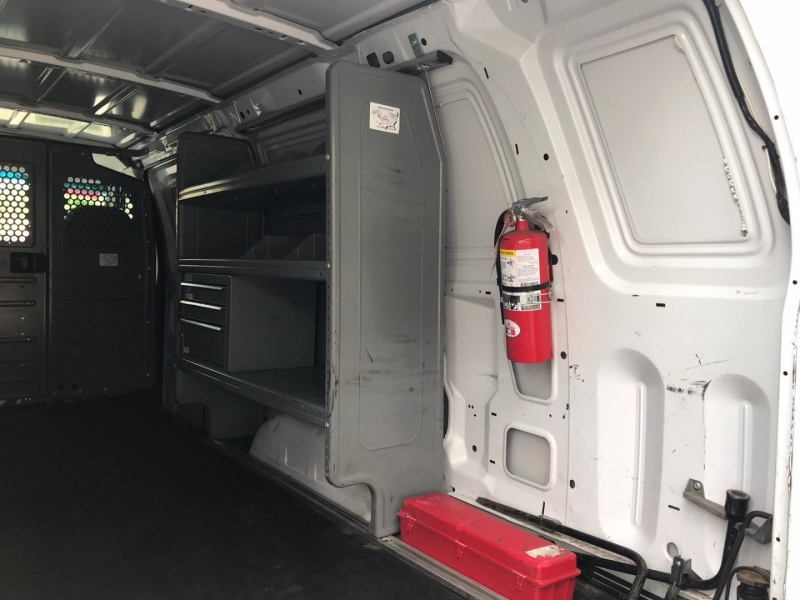 Ford Econoline Cargo Van 2007 price $10,995