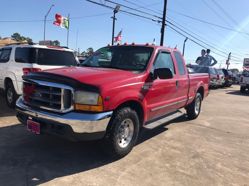 Ford Super Duty F-250 1999 price $7,500