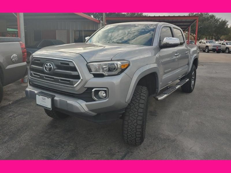 Toyota Tacoma 2017 price $29,995