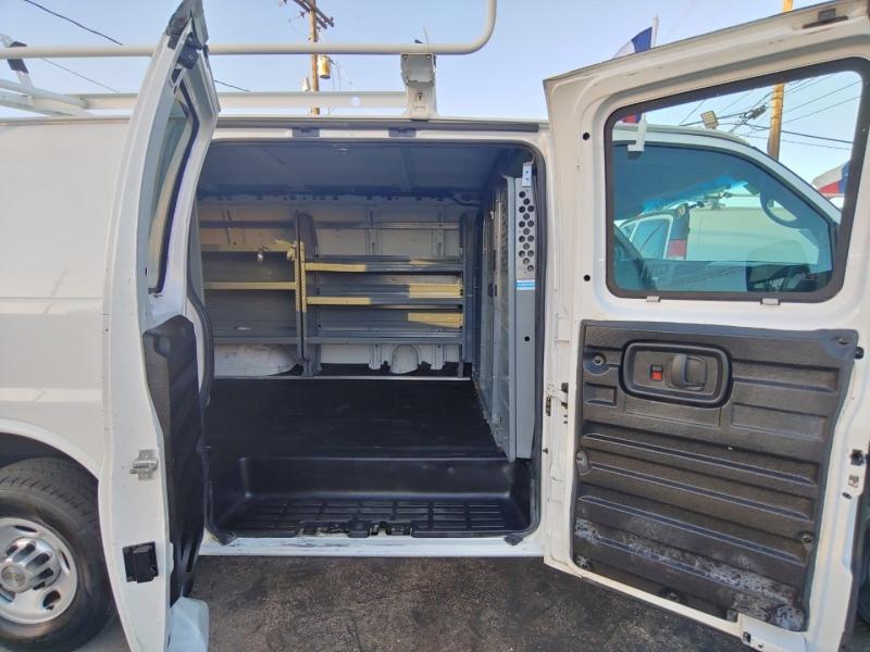 Chevrolet Express Cargo Van 2014 price $10,995