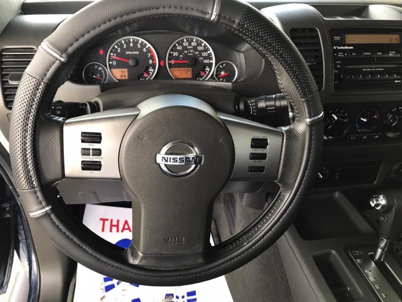 Nissan Frontier 2007 price $10,995