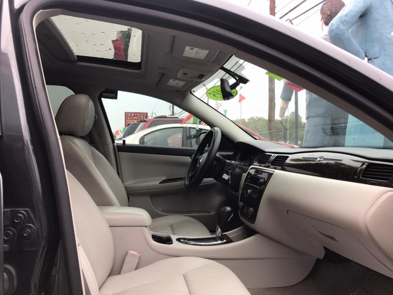 Chevrolet Impala Limited 2015 price $7,995