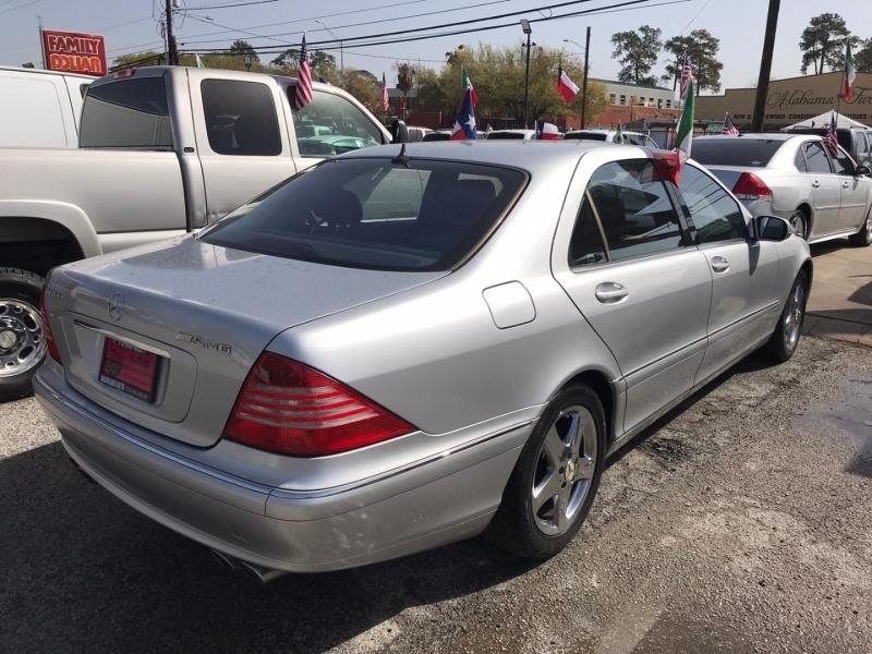 Mercedes-Benz S-Class 2004 price $7,995