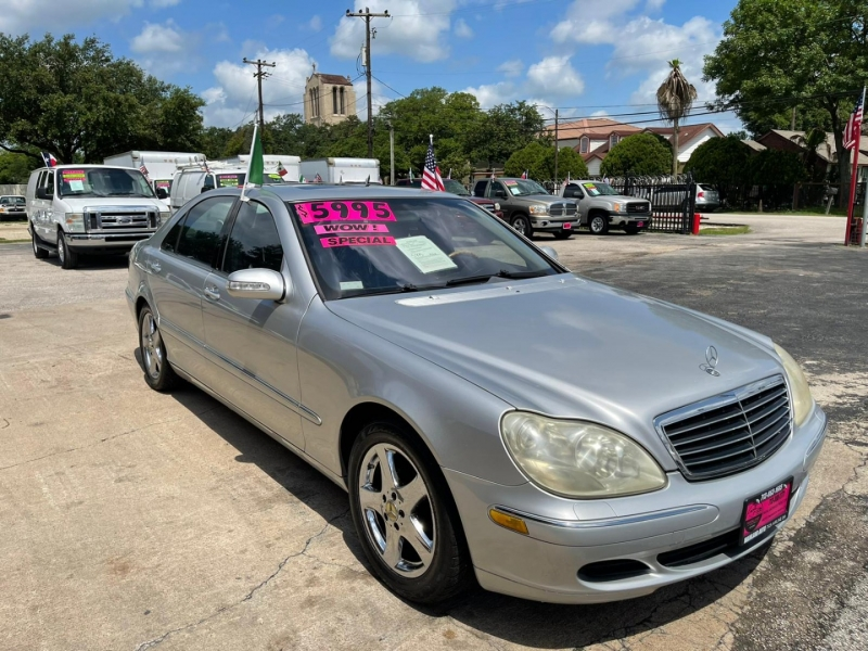 Mercedes-Benz S-Class 2004 price $5,995