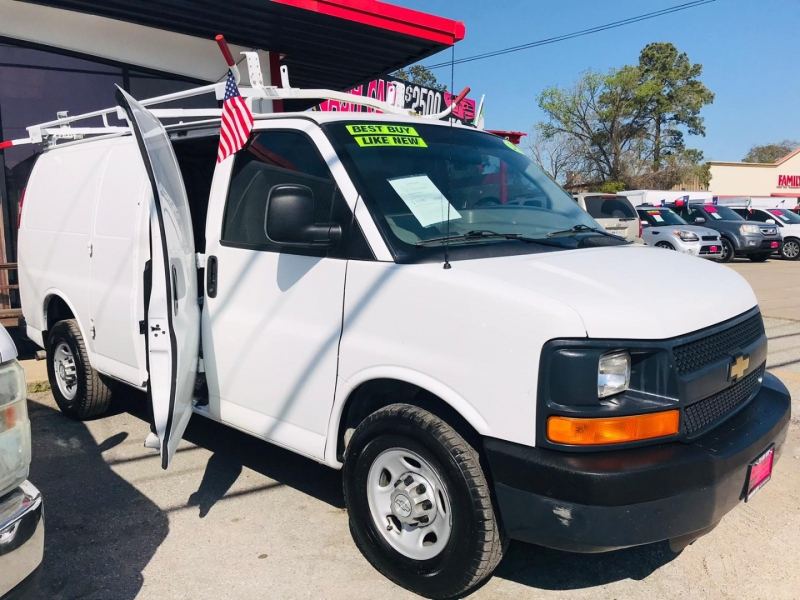 Chevrolet Express Cargo Van 2015 price $14,995