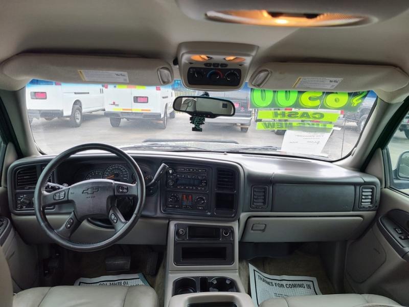 Chevrolet Suburban 2003 price $6,500