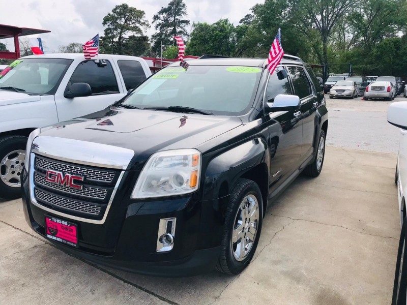 GMC Terrain 2013 price $8,995