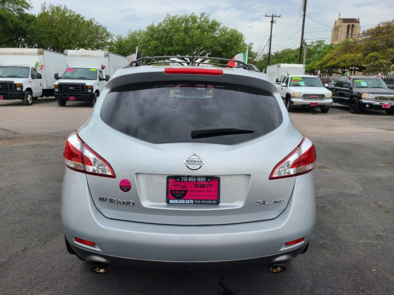 Nissan Murano 2014 price $10,995