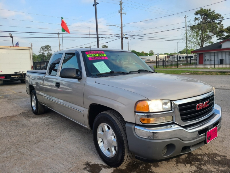 GMC Sierra 1500 2006 price $9,995